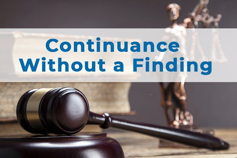 Continuance Without a Finding in Massachusetts