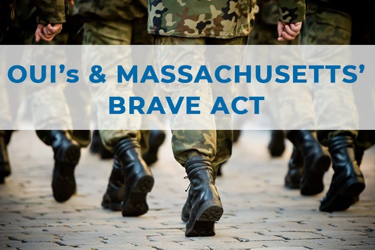 OUI Massachusetts Brave Act