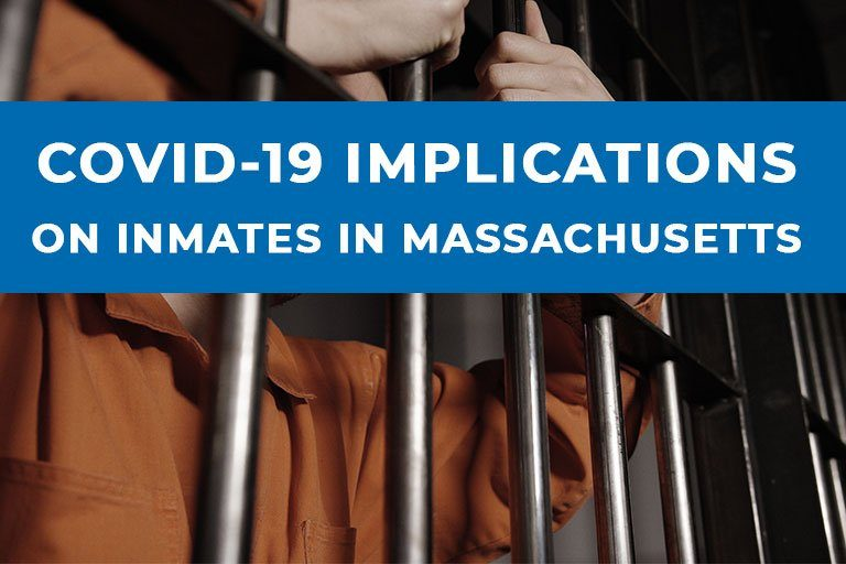 COVID-19 Implications on Inmates in Massachusetts